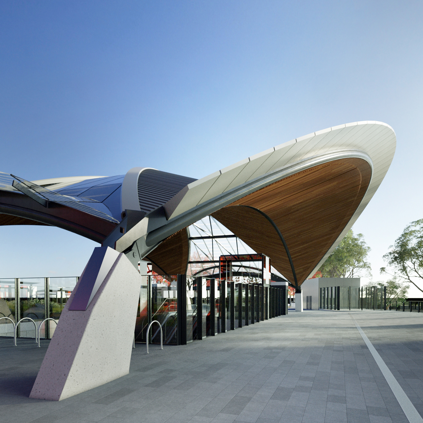 Sydney Metro NW - Castle Hill Station_SML